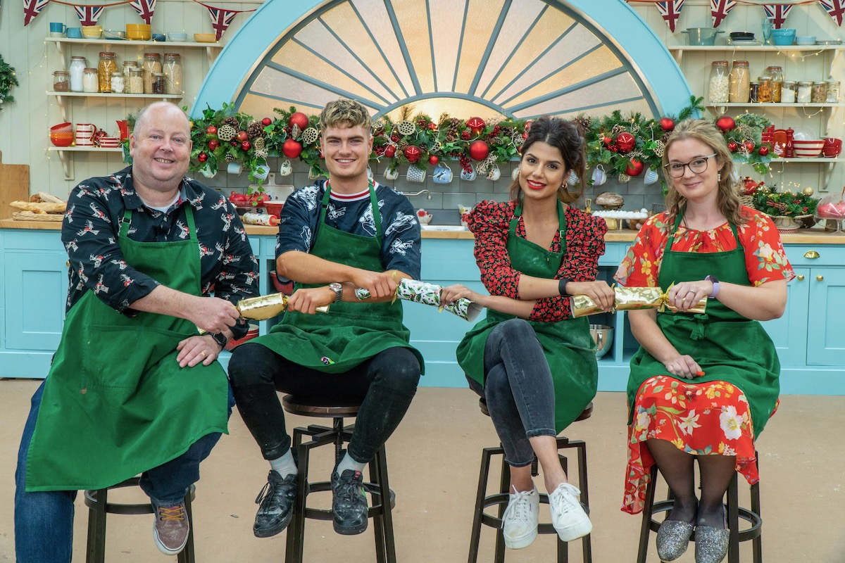 Great British Bake Off Christmas 2020 air date and line up