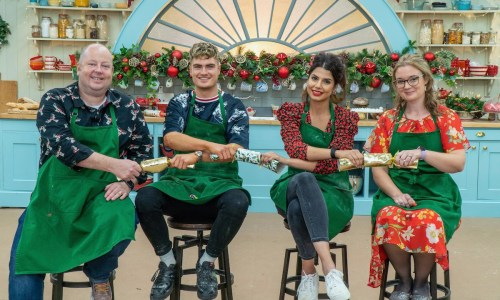 Bake Off Christmas Special