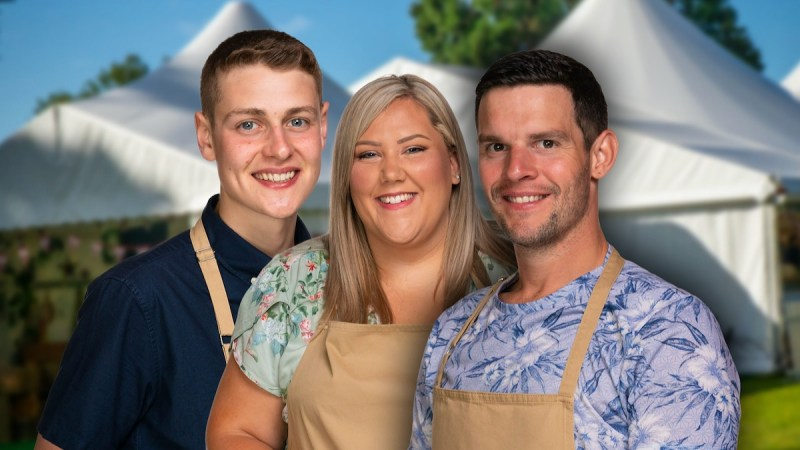 The Great British Bake Off Finalists