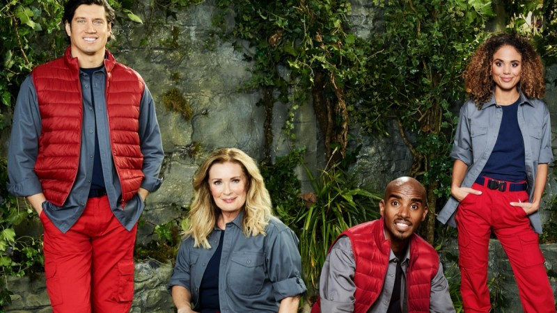 I'm A Celebrity… Get Me Out Of Here! SR20 on ITV