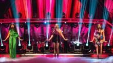 Little Mix - (C) BBC - Photographer: Guy Levy