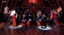 strictly come dancing results 2020 w