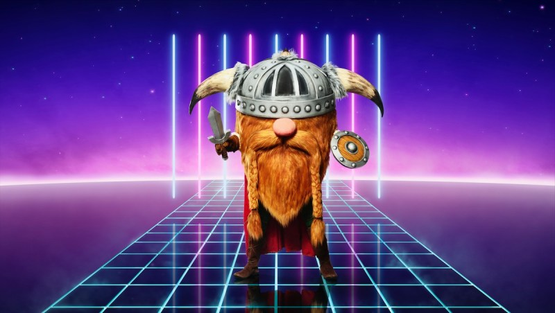 Viking. Picture: ITV