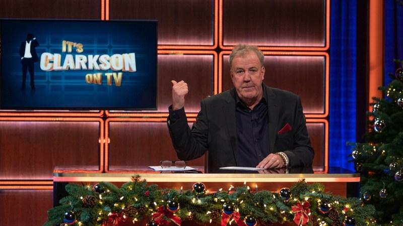 It's Clarkson On TV