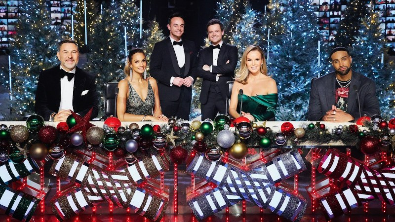 Britain's Got Talent Christmas Spectacular on ITV