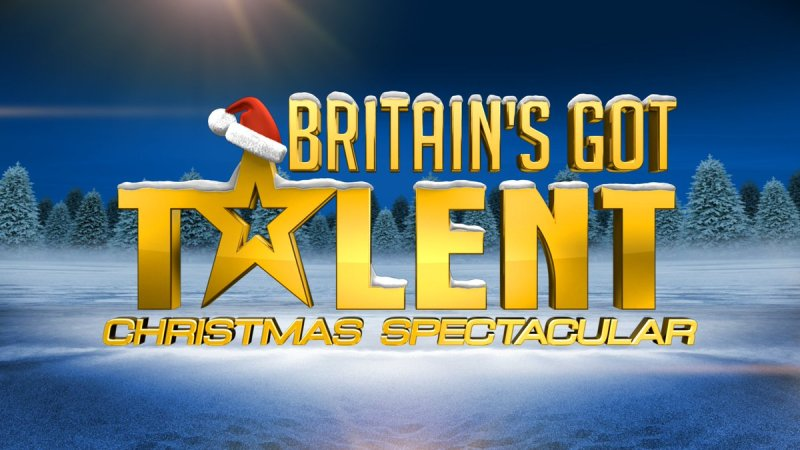 britains got talent christmas special
