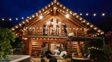 The Cabins on ITV2