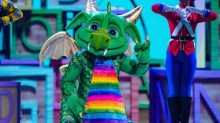 Dragon on The Masked Singer