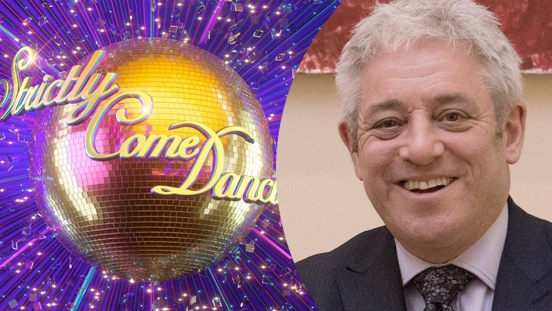 John Bercow strictly come dancing