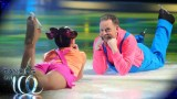 Rufus Hound dancing on ice