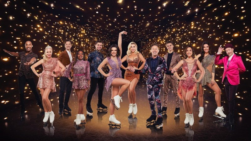 Dancing on Ice: 2021 on ITV