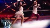 dancing on ice week 2 faye