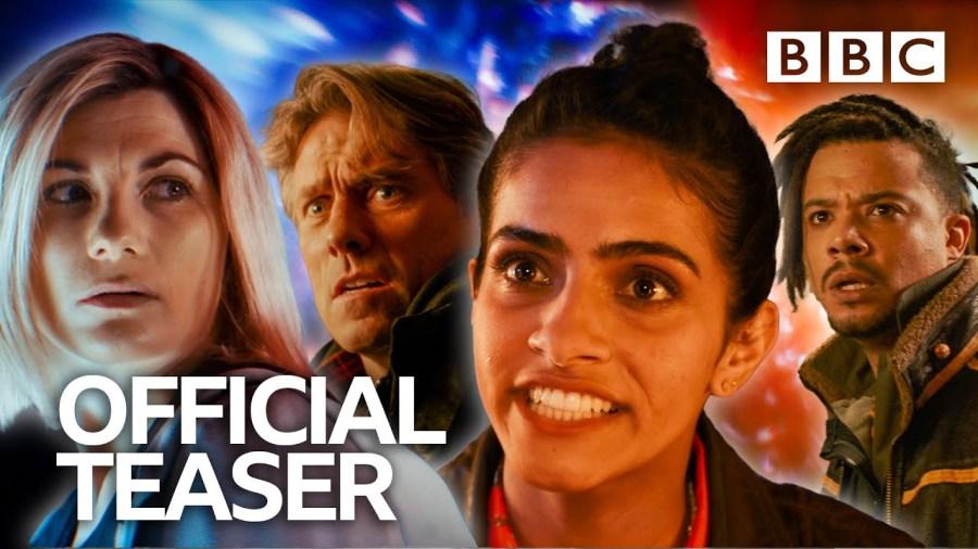 Doctor Who Teaser