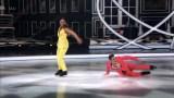 joe fall dancing on ice