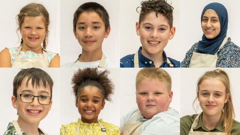 TOP (L-R) Sicily, Toby, Zack, Safiyyah  BOTTOM: (L-R) Henry, Naima, Will, Maddi