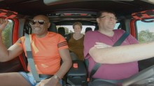 the chasers road trip itv - 1