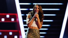 The Voice UK: SR5: Ep1 on ITV - Lauren Drew