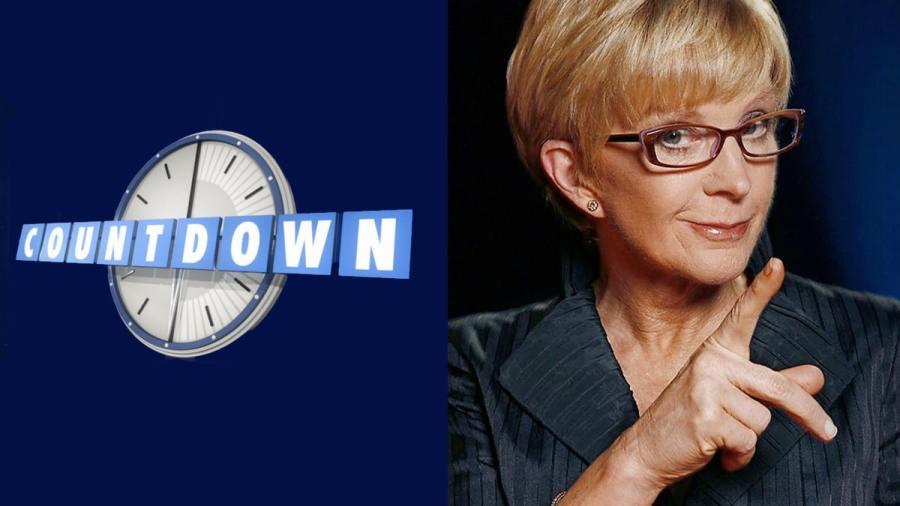 Anne Robinson countdown