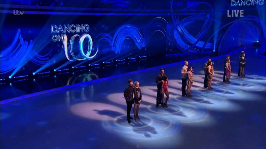 dancing on ice 2021 results who left 14 february