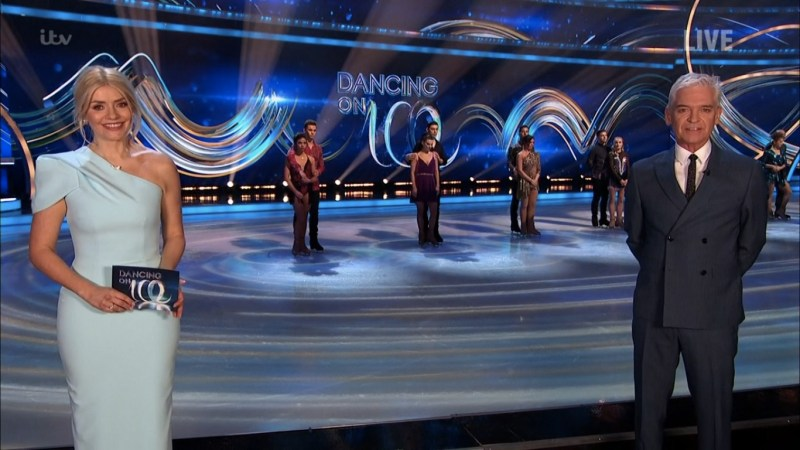dancing on ice results february 7 2021 b