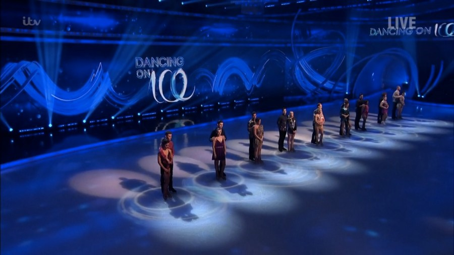 dancing on ice results february 7 2021