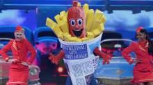 The Masked Singer: SR2: Ep8 on ITV results