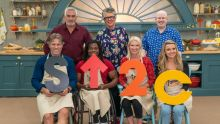The Great Celebrity Bake Off For SU2C - Episode 5 line up