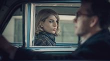 JOE COLE as Harry Palmer,LUCY BOYNTON as Jean TOM HOLLANDER as Dalby.
