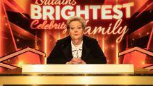 BRITAIN'S BRIGHTEST CELEBRITY FAMILY on ITV