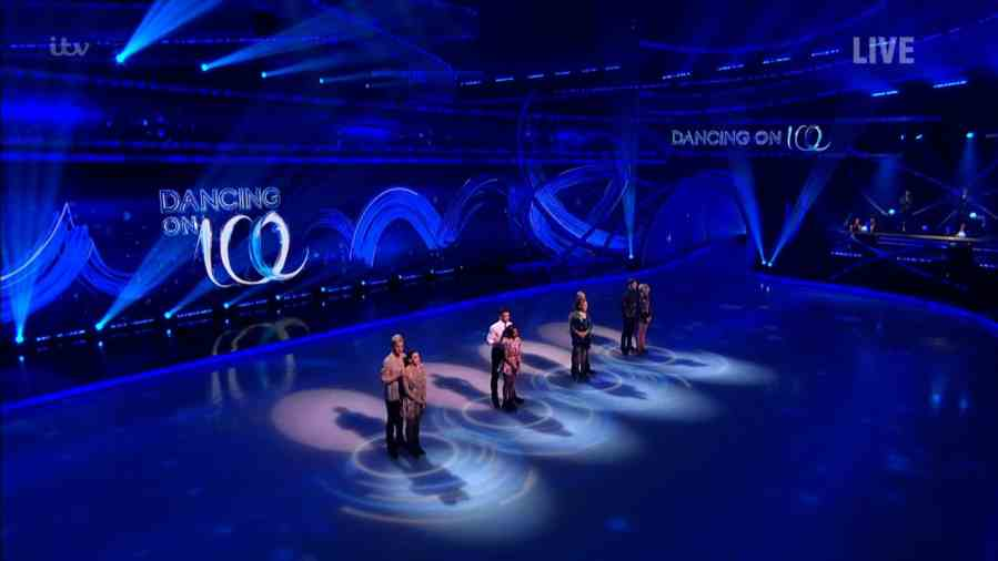 dancing on ice 2021 semi final results c