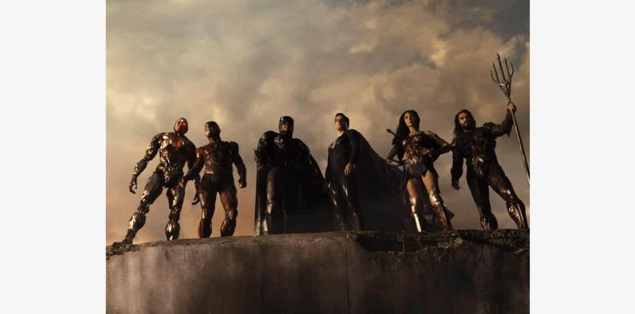 watch Zack Snyder Justice League online