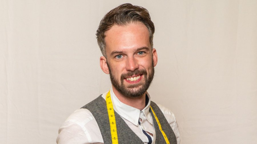 the great british sewing bee 2021 line up adam