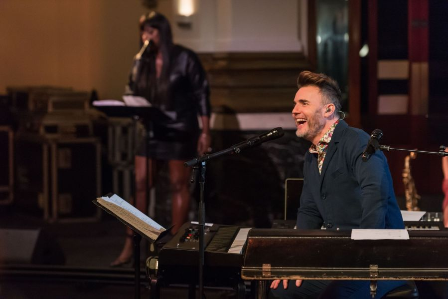 Gary Barlow: I'm With the Band Picture: (C) Penny Lane Entertainment - Photographer: David Cotter