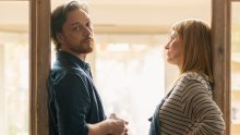 James McAvoy and Sharon Horgan Together