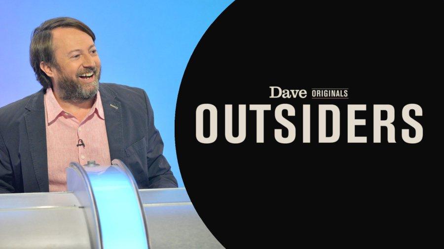 outsiders david mitchell