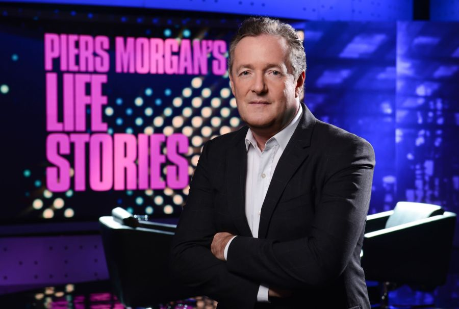 Will we ever see Piers Morgan on the show?
