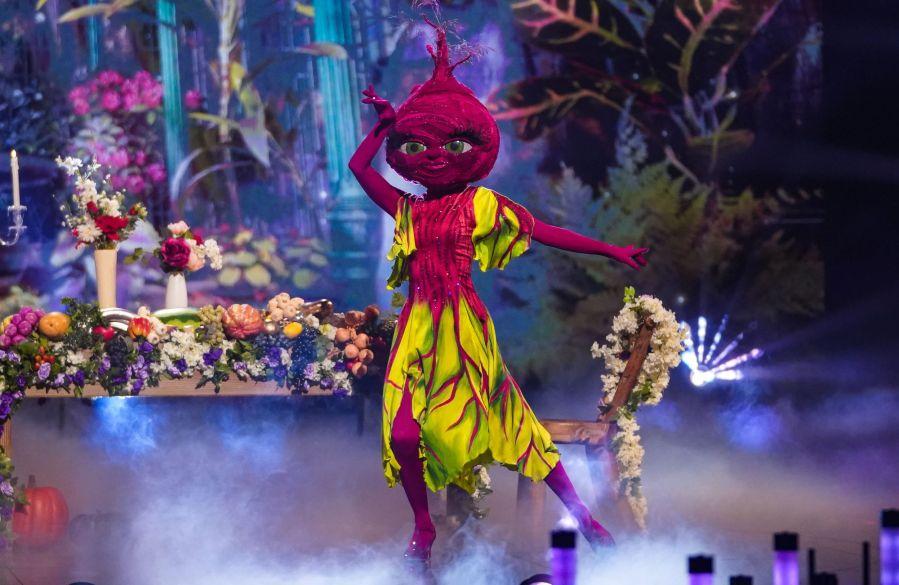 Beetroot pm The Masked Dancer: