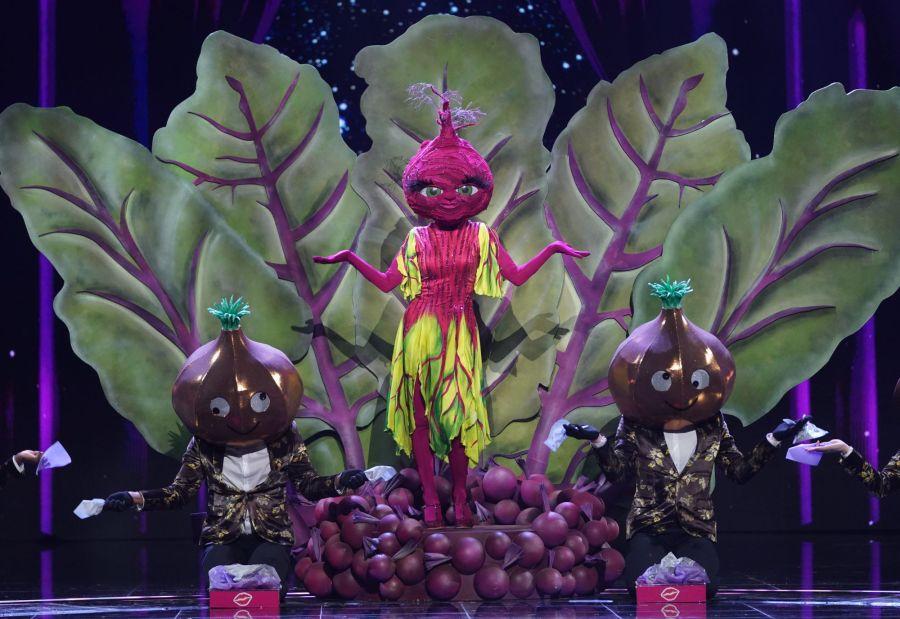 Beetroot. Picture: ITV/©Bandicoot TV