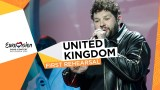 united kingdom eurovision rehearsals