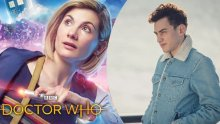 Olly Alexander its a sin doctor who jodie