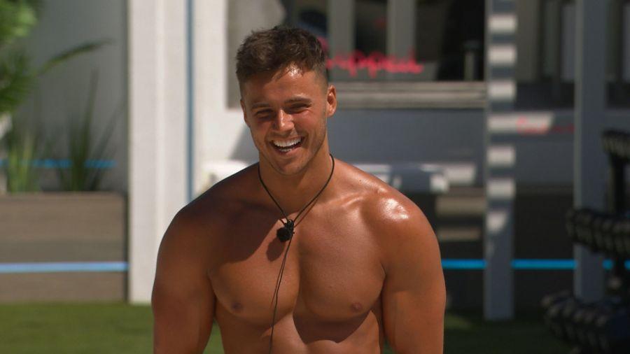 Brad. Picture: ITV