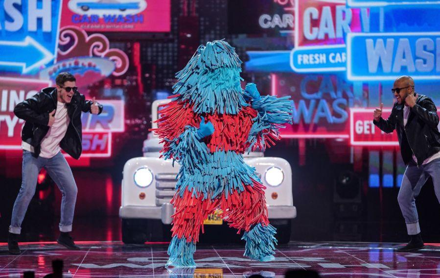 Carwash. Picture: ITV/©Bandicoot TV