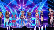 The Masked Dancer: Ep5 on ITV and ITV Hub