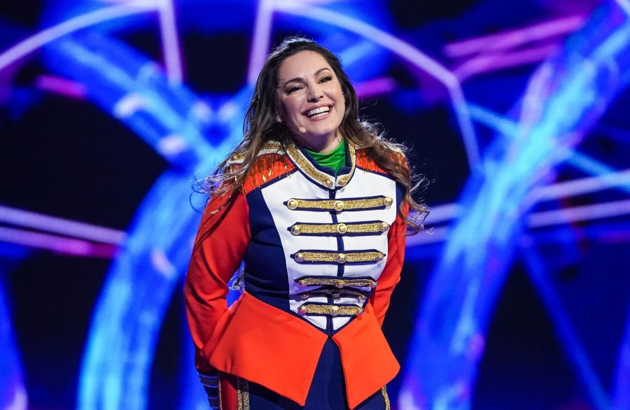 Kelly Brook. Picture: ITV/©Bandicoot TV