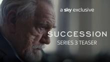 Succession season 3 UK release date trailer