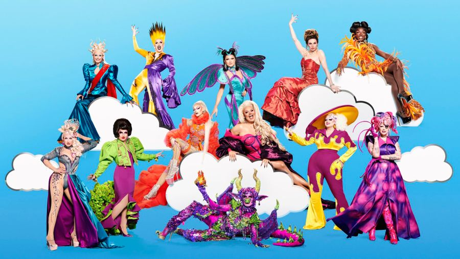 RuPaul's Drag Race UK series 3 line up