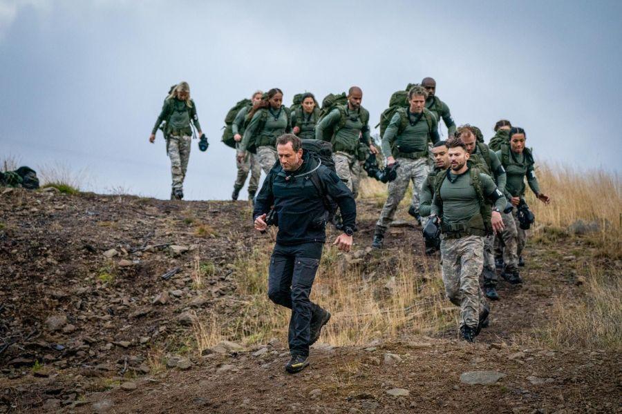Celebrity SAS: Who Dares Wins Ep1