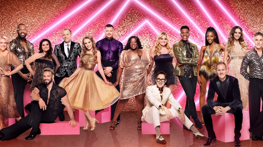 The 2021 Strictly line up