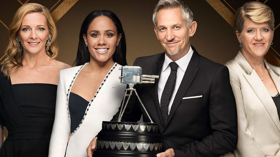 BBC Sports Personality Of The Year 2