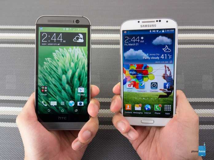 HTC-One-M8-vs-Samsung-Galaxy-S4-016
